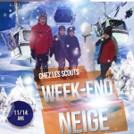 week-end neige